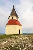 pic of calvary  - Small Church on the Hill Calvary Nitra Slovakia - JPG