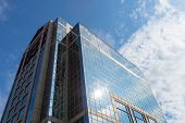 picture of prudential center  - Modern building in The financial district of Boston  - JPG