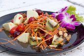 Mixed Fruit Salad Thai Style 03