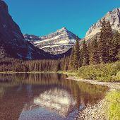 Glacier National Park, Montana.