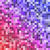 Abstract digital colorful pixels seamless pattern background