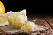 picture of pomelo  - Fresh pieces of Pomelo  - JPG