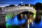Liffey River Bridge