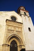 foto of senora  - The Parish Church of our Lady of the O Sanlucar de Barrameda Cadiz Province Andalusia Spain Western Europe - JPG