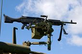 stock photo of m60  - United States Machine Gun 7 - JPG