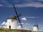 Windmills Over Consuegra