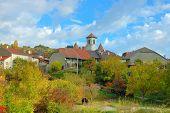 French Mountain Village