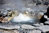 Volcanic Hotpring