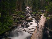 Cascade Down The Mountain