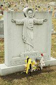 Art Rooney grave site