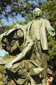 Booker T. Washington statue