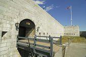 Fort Henry National Historic Site bridge