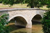 Burnside Bridge over Antietam Creek