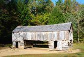 Cable Mill farmstead barn