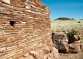 Box Canyon native american indian dwelling ruins