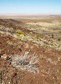Doney Mountain extinct cinder cone volcano