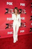 LOS ANGELES - DEC 19:  Paula Abdul at the FOX's