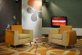 interior tv-studio