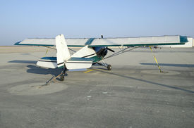 picture of ultralight  - A home - JPG
