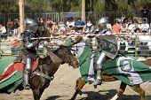 Prazer Renaissance Faire - Jousting Knights