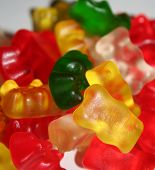 Gummy Candy Bears