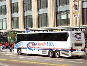 Coach USA Bus
