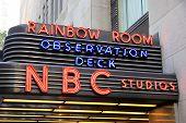 NBC Studios sinal