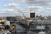 Luchtfoto van Berlijn