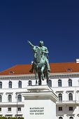 Statue Of Maximilian Churfuerst