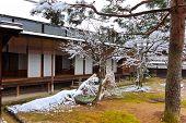 Japanese Garden in Takayama Jinya