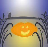 Halloween Graphic Art