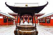 Incense burner / Sensoji Asakusa Temple