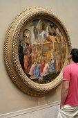 Fra Angelico And Fra Filippo Lippi  The Adoration Of The Magi