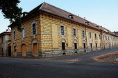 A Historical Building In Terezin