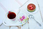 Breakfast - Tea And Cake