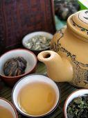chinesischen Tee