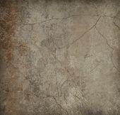 Cracked Tile Background