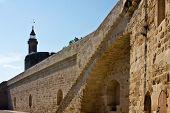 The Walls Of Aigues-Mortes