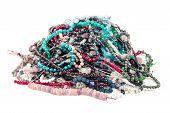 Gem Beads Pile