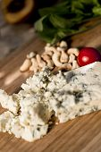 Delicious Roquefort Cheese