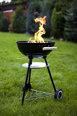 Fire, Hot grilling