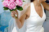 Bride And Boquet