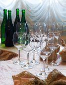 Before Wine Degustation