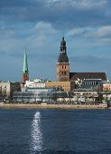 Riga - View From The Water