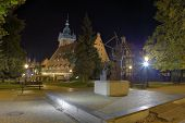 Monument Jan Hevelius