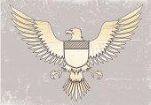 Medieval Eagle poster