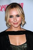 Hayden Panettiere  at Declare Yourself's 'Last Call To Action' voter registration event. The Green Door, Hollywood, CA. 09-24-08