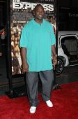 Marcellus Wiley  at the Los Angeles premiere of 'The Express'. Grauman's Chinese Theatre, Hollywood,