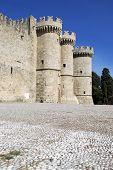 Medieval Knights Grand Master Palace