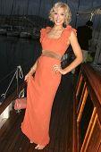 Alexandra Fulton  at the Cedar Lane Yacht Party. Cedar Lane Yacht, Cannes, France. 05-18-08